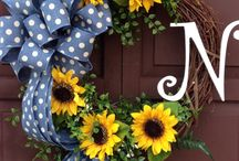 Wreaths / Wreaths / by Kay Turner Rogers