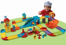 VTech® the Holiday / The holidays have never been so much fun! These VTech® toys are sure to bring joy to your little one's holiday. / by VTech® Toys