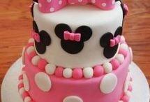 Geburtstags - Torten