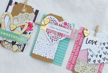 papery. / card, tags, papery goodness ideas!