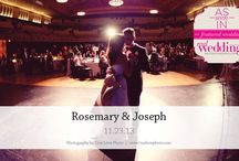 Featured Real Wedding: Rosemary & Joseph {from the Summer/Fall 2014 Issue of Real Weddings Magazine} / Rosemary & Joseph-Featured Real Wedding from the Summer/Fall 2014 issue of Real Weddings Magazine, www.realweddingsmag.com. Photos by and copyright www.TrueLovePhoto.com; Planner: www.2ChicEvents.com; Flowers: www.SacramentoFloralDesign.com; Caterer: www.ClassiqueCatering.com; Band: www.HipEntertainment.com; Lounge: www.DogwoodPartyRentals.com. See entire post here: http://www.realweddingsmag.com/featured-real-wedding-rosemary-joseph-from-the-summerfall-2014-issue-of-real-weddings-magazine/