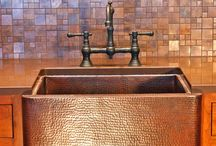 Copper Craze / Copper items for the home and kitchen