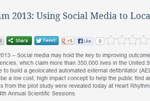 Medical + Social Media