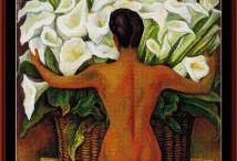Arte Pinturas famosas Diego Rivera