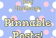 My September Blog Challenge