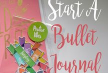 Kalenteri Bullet journal