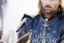 Tolkien  / by Emma Clark