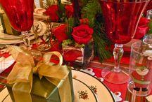 Holiday Decor / by Jeanette Foafoa-Coates