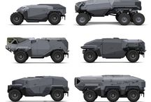 Sci-Fi Cars