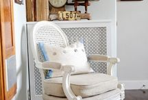 Annie Sloan Chalk Paint / by Gerrie Wydeven