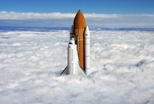 Aerospace / There is much more beyond the planet Earth. Let's check it out together!