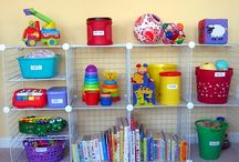 Kids Playrooms / kids play rooms inside and outside