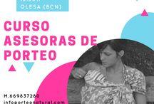 PORTEO NATURAL TIENDA / Novedades, sorteos y artículos sobre maternidad consciente y crianza con apego