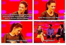 Interview scenes