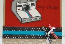 Camera cards, tags, etc. / by Debi Pursley