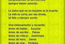 Frases / by Maria del Carmen Castro Ochoa