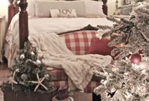 Christmas Decor-Bedroom