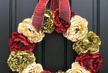 Wreath / by Jeannie Wright