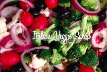 Salads / by Kristen Keane