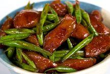 Asian Dishes + / Chinese,filipino, Korean, Thai / by Jane Eckstein