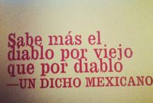 Frases mexicanas coasters
