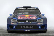 Volkswagen rallye