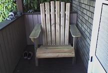 adirondeck chair
