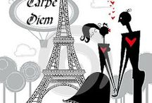 An American in Paris - a novel set in Paris due for release in 2017. / It's about the creation of my novel. It's about 23 year old Fashion Designer Saskia Bell escaping NYC and a controlling father and an arranged marriage. She meets Frenchman, artist, Raphael Valentine. Passion ignites. Dreams align. Betrayal destroys...