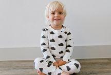 Hello Sunday- Baby and Toddler Pajamas / Blankets, Tshirts, leggings and pajamas from www.shophellosunday.com