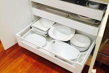 inaDRAWER Kitchen Storage