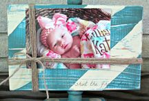 pic frames / by Vicki Young Yates