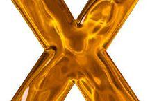 de X van ... / Alles met de letter X