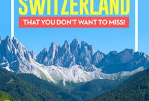Travel - Switzerland