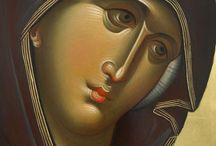 παναγια virgin mary