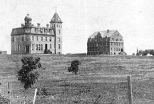 South Dakota Colleges / You can also visit http://collegehistorygarden.blogspot.com/ for more information.