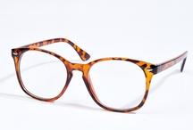 Glasses / Voir moins flou