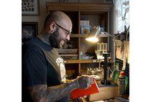 Gemcutter, lapidaire & atelier