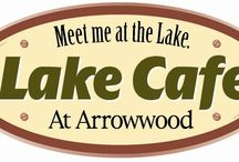 Dining / At Arrowwood Resort we offer many options for dining. Each place of dining has a beautiful view of Lake Darling. We offer many great options of food, dishes and buffets that will satisfy your appetite.