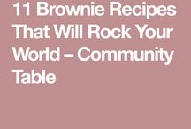 11 brownie recipe