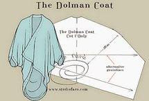 пальто Долман