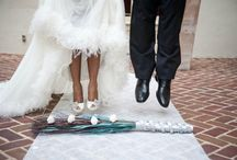 Tying The Knot  / That special moment that brings two together into one