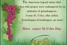 St. Urho Day