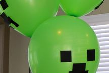 Party Ideas- Minecraft