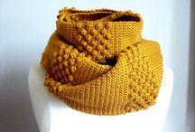 crochet  Scarf ・cowl・Shawl
