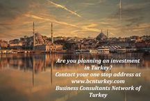 Doing Business in Turkey / BCN Turkey is a leading international business development and marketing consulting firm that specializes in foreign investment consulting, media and public relation services in Turkey. www.bcnturkey.com