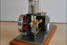 Motoare Stirling / motorase