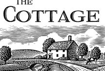 The Cottage Westport Illustrated by Steven Noble