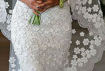 Floral Floral Floral / Beautiful flowers inspiring fashion and style for your wedding 2015 - 2016 wedding trends