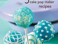 Cake Pops / by Katja Pastor