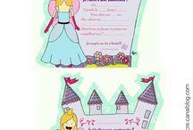 Anniv princesse